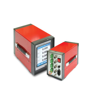 6 Channel Data Logger | Dacell | Weighing & Measuring